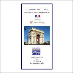 Exposición: París monumental