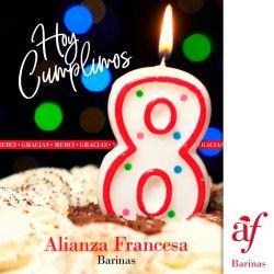 La Alianza Francesa de Barinas está de aniversario