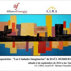 Las Ciudades Imaginarias de Raúl Herrera