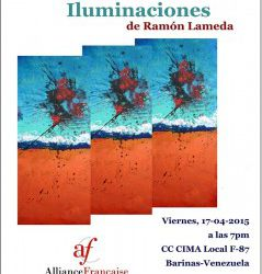 Exposición: Iluminaciones de Ramón Lameda