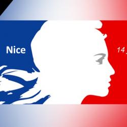 NICE-FRANCE (deuil)