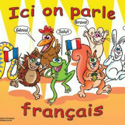 Cursos de francés para niños